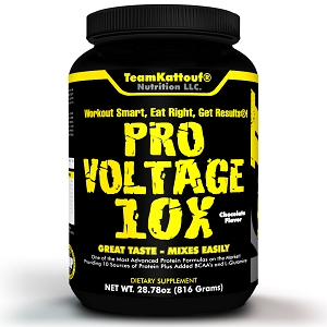 Pro Voltage 10x: Chocolate