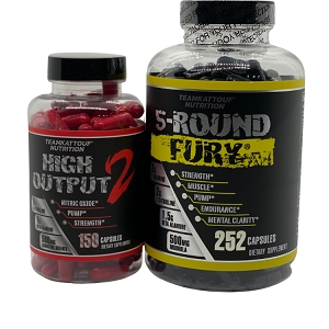 Supplement Stack 2 Daily Deal