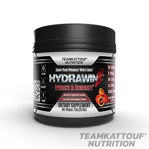 HydraWin® 2-Blood Orange flavor