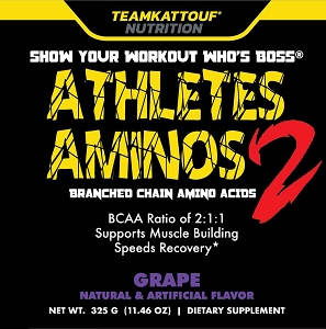 ATHLETES AMINOS 2