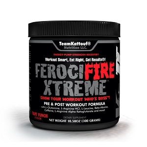 FerociFire Xtreme®: Fruit Punch