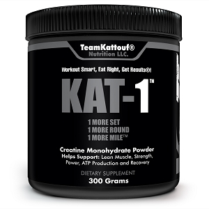 KAT-1™ Creatine Monohydrate Powder