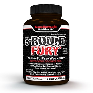 5-Round Fury® Daily Deal