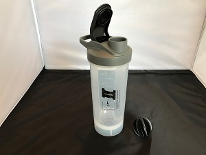 Shaker Bottle w/ Mixer Ball